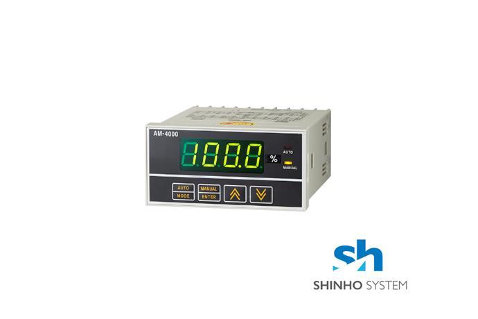 SHINHOSYSTEM - Auto manual station - AM-4000 - Signal