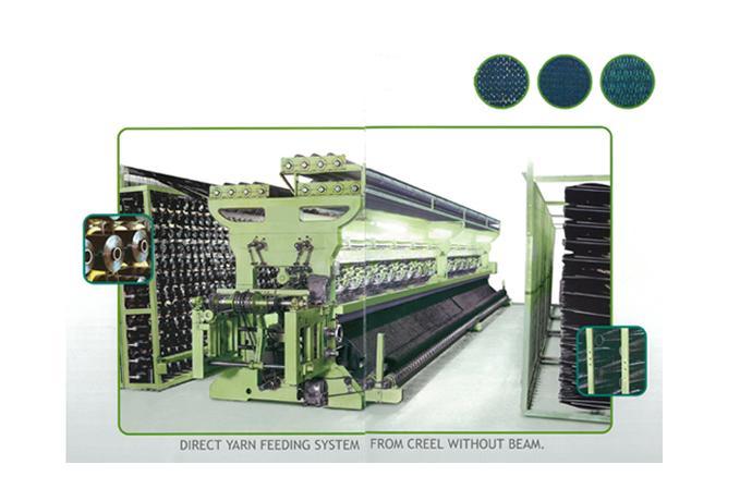 Raschel Machine SJ-RM 6000/12000 details