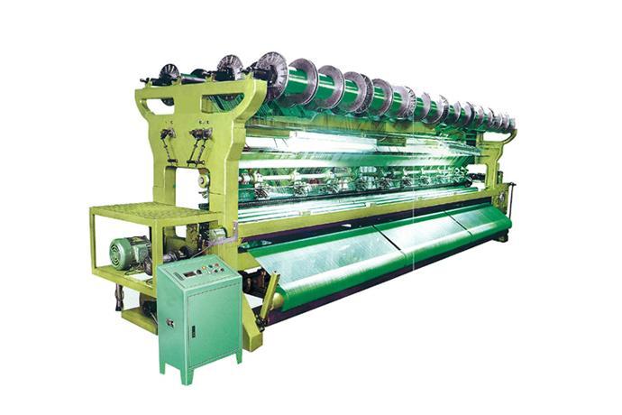 Raschel Machine SJ-RM 5500 details