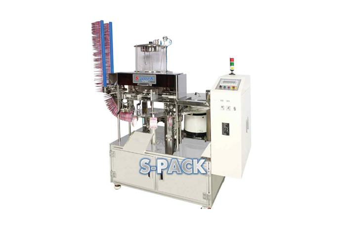 Spount 1 Lane Automatic Packaging Machine SPS-A430 details