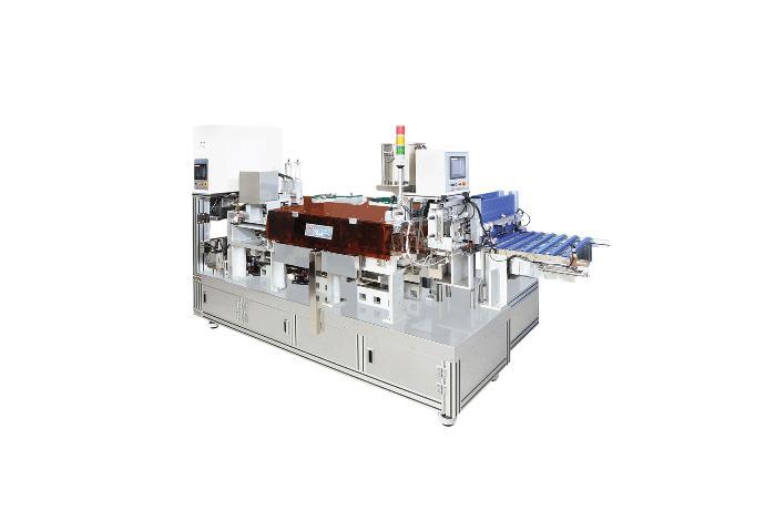 Spout 2 Lane High Speed Sealing Machine SPS-W800 details