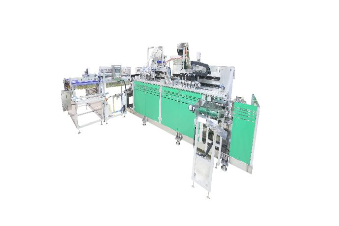 Spout 2 Lane High Speed Packaging Machine SPS-HS250 details