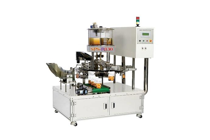 Rotary 1 Lane Automatic Packaging Machine SPS-R830 details