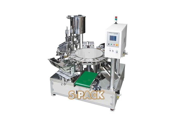 Rotary Type 2 lane Automatic Packaging Machine SPS-R2850 details