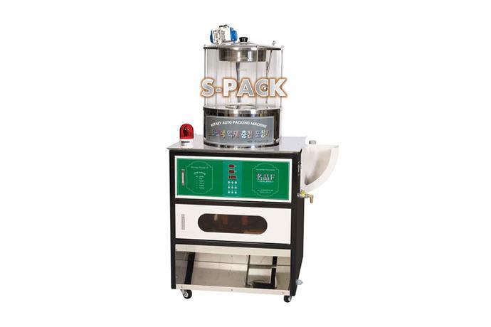 Standing Pouch Liquid Packaging Machine SPS-2002F details