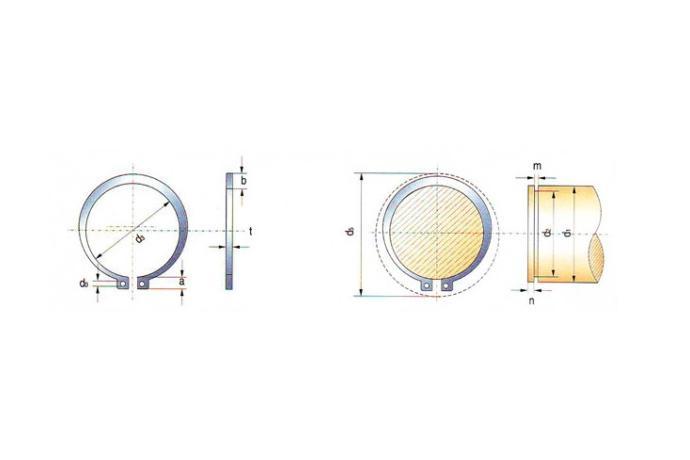 Retaining Rings  details