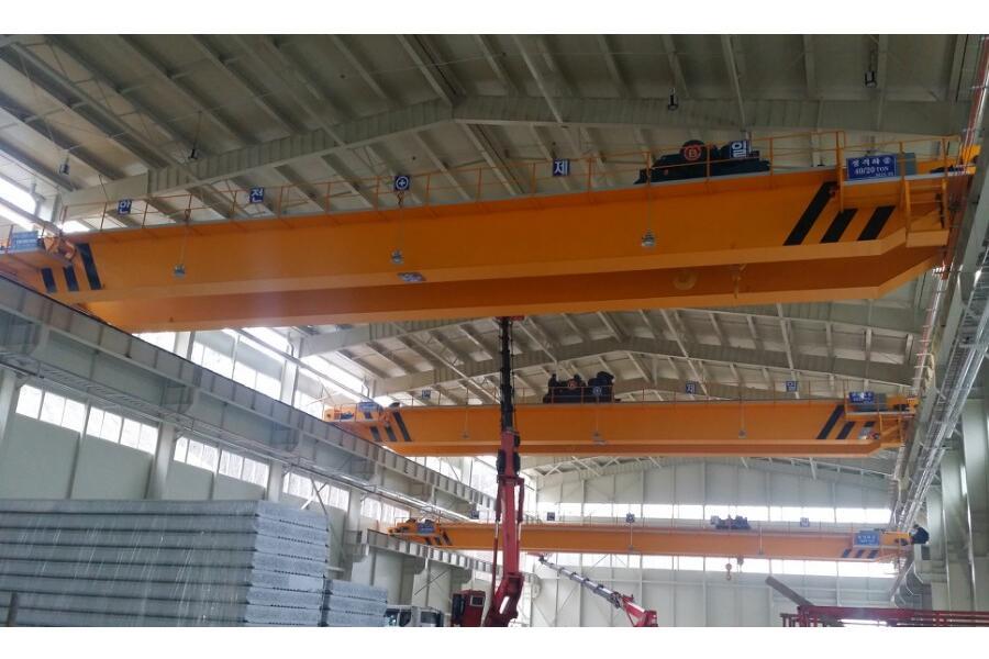 Tic Hoist Crane - Double Crane Crane, Hoist, Crane Parts