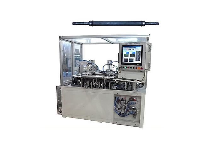 U-JIN Automatic Ultrasonic Testing Machine  details