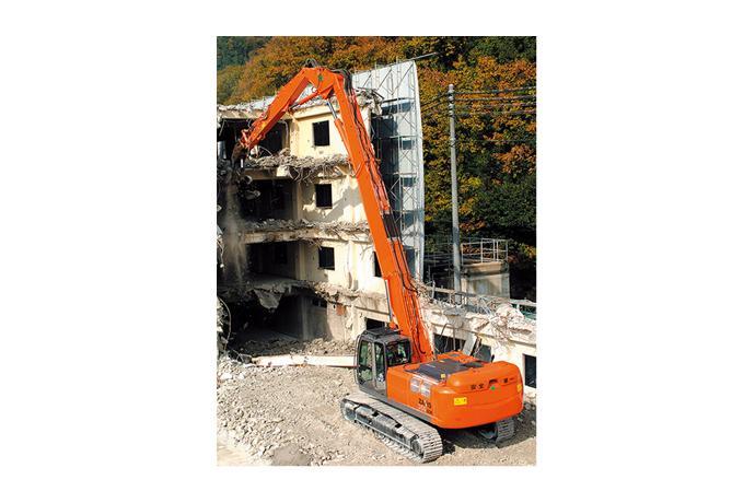 WONWOO ENG - Demolition Equipment Standard Construction