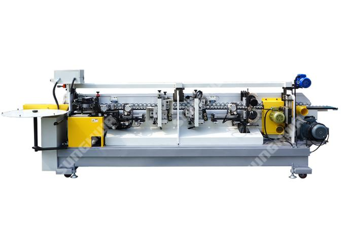 Compact Edge banding Machine SHEB-6301A details