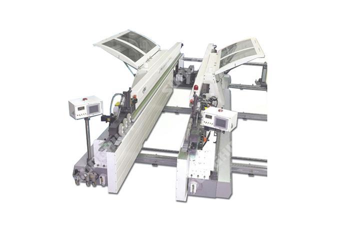 Double Premium Edge banding Machine SHDEB-RT4511AM details