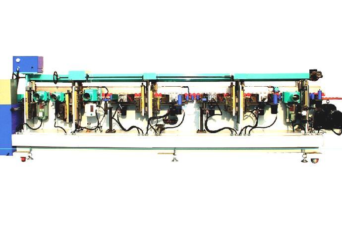 Heat Transfer M/C (2-Cutters, 4-Rubber Rollers)  details