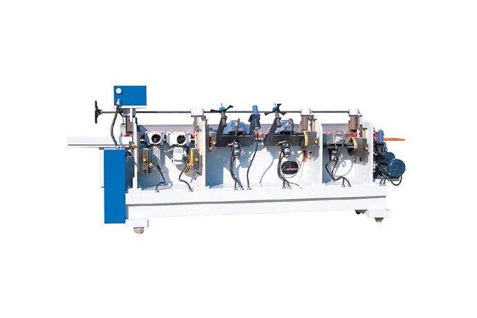 Heat Transfer M/C (1-Cutter, 3-Rubber Rollers)  details