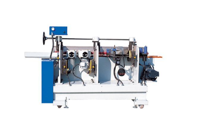 SUNG HWA WOOD - Heat Transfer M/C (1-Cutter, 1-Rubber Roller
