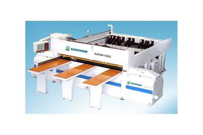CNC Running Saw WARSM-5000L details