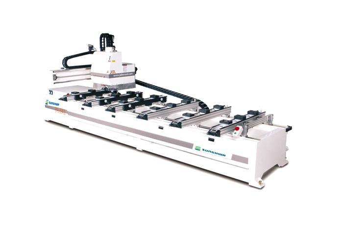 Point Boring Machine EXEL-504JD details