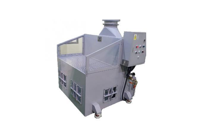 WOOYANG ENGINEERING - Table Type Wet Scrubber - TWS Series - Dry