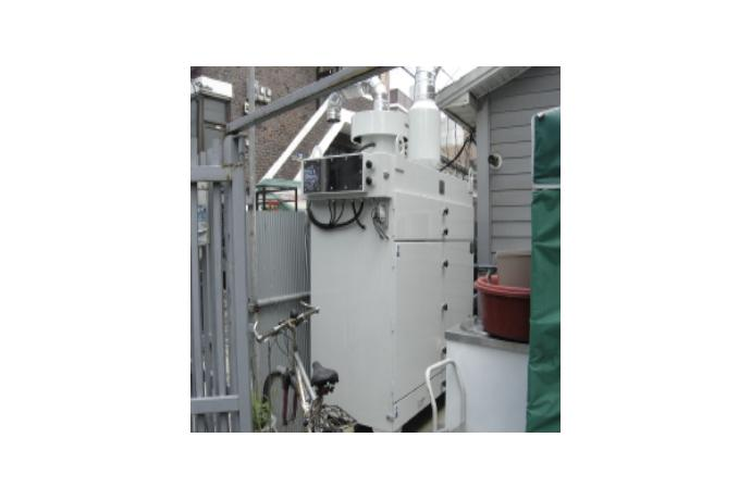WOOYANG ENGINEERING - Charcoal Fume collector - Zero Star Series