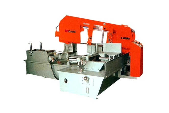 Band Saw Machine (Angle Cut Type) S-Series details