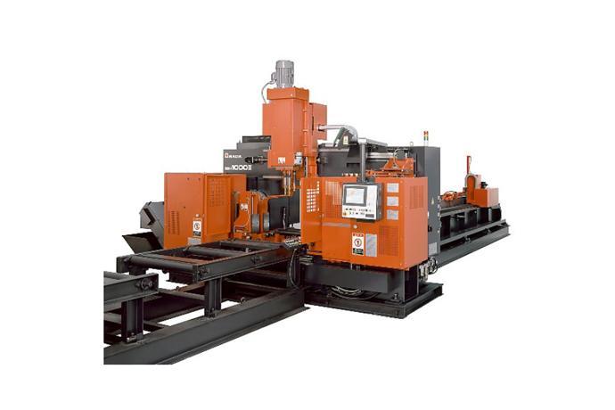 Drilling Machine 6BH-1000III details