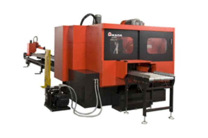 Drilling and Cutting Machine 3BC-300 / 400 details