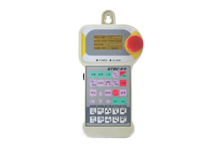 Controller STEC-K4 details