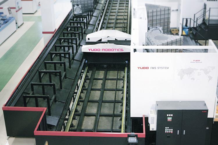 Flexible Manufacturing System V Series details