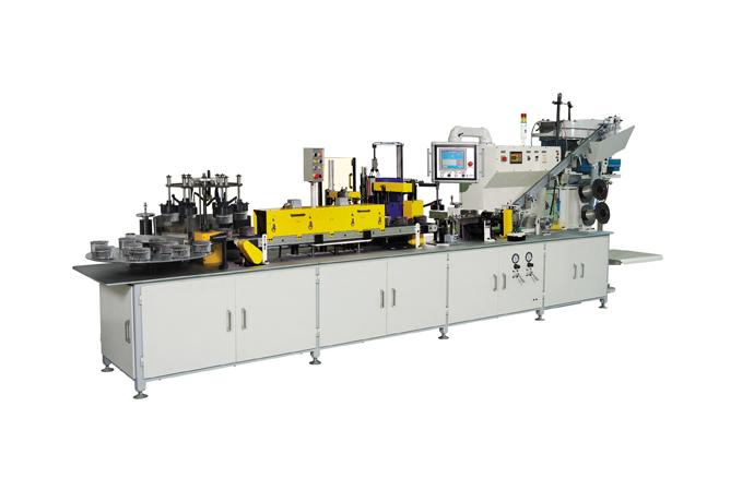 Compact Wire Coil Nail Collator CN-90 details